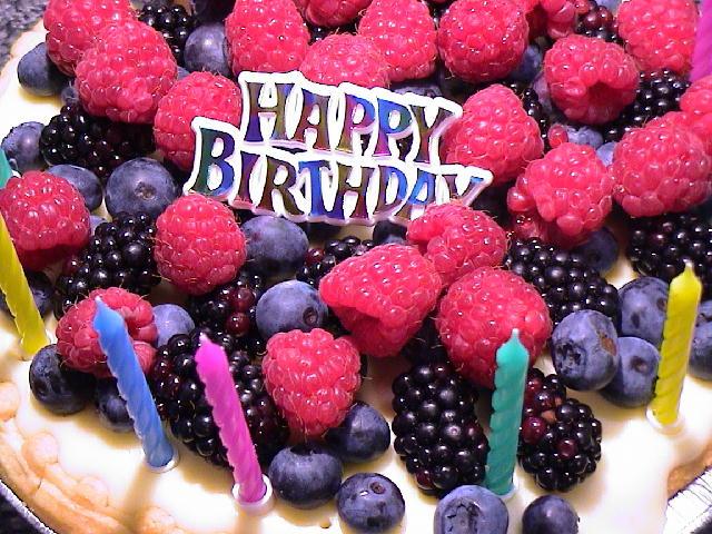 Мой день рождения