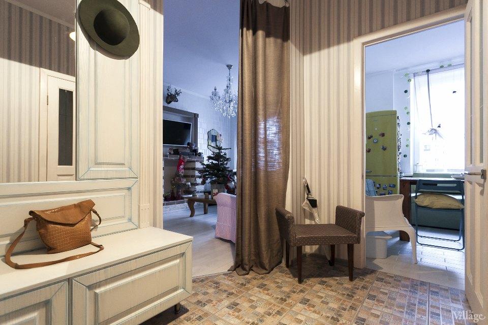 Квартира в Санкт-Петербурге. Прихожая
