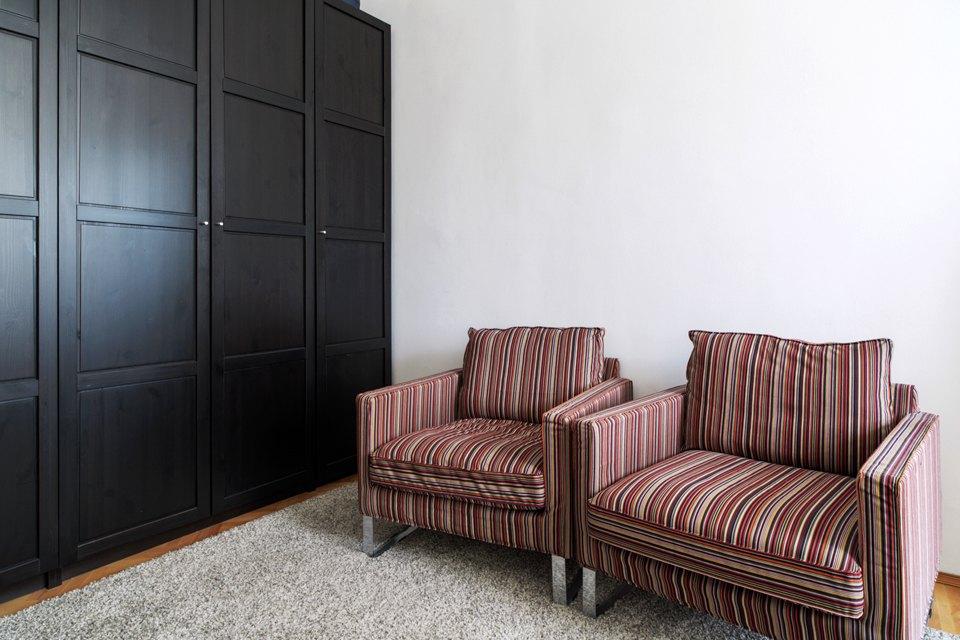 Съемная квартира, мебель и декор Ikea