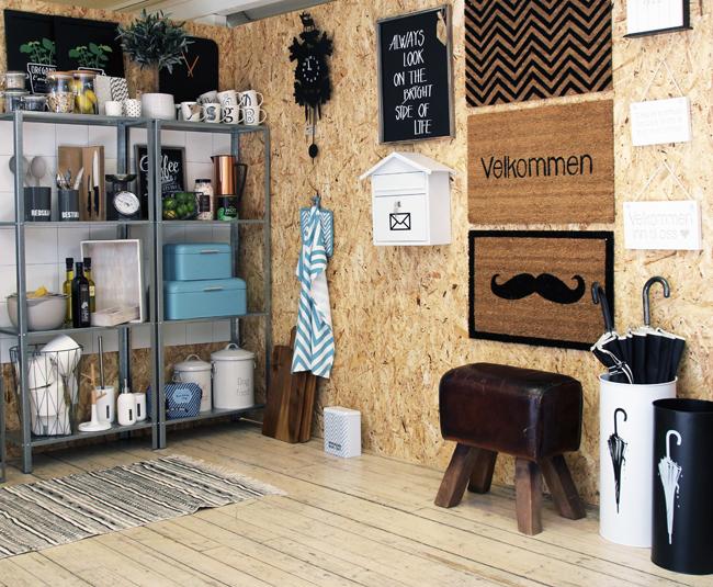 Магазин в Норвегии