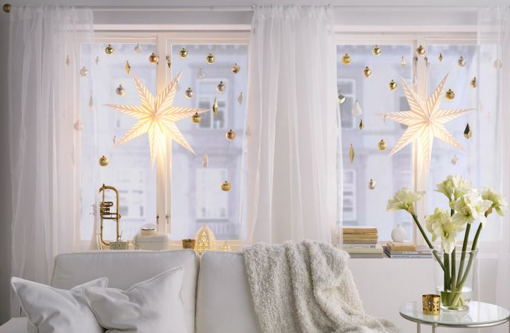 звезда СТРОЛА из IKEA