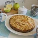 9 мая, яблочный пирог без яиц, и отличное настроение!