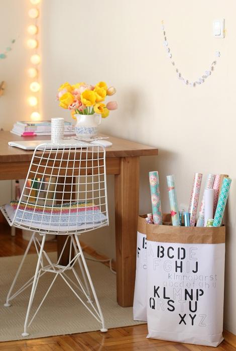 DIY The Paper Bag handmade, бумажный мешок своими руками